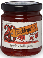 Tracklements Red Fresh Chilli Jam