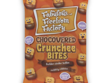 Fabulous Freefrom Factory CruncheeBites