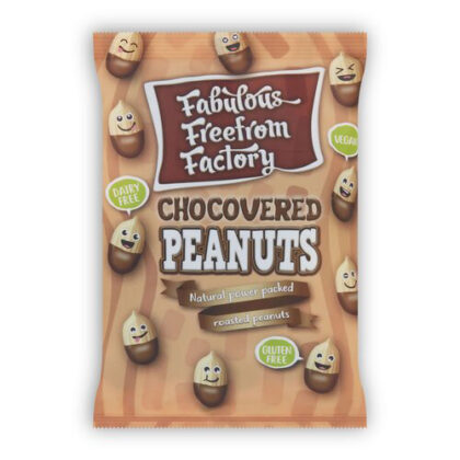 Fabulous Freefrom Factory Dairy Free Chocovered Peanuts