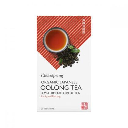 Clearspring Japanese Oolong Tea Organic