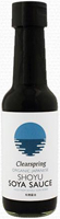 Clearspring Japanese Shoyu Soya Sauce Organic 150ml