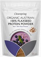 Clearspring Austrian Flaxseed Protein Powder Organic