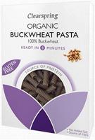 Clearspring Buckwheat Tortiglioni Pasta Organic