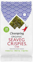Clearspring Chilli Seaveg Crispies Organic