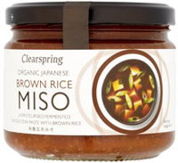 Clearspring Brown Rice Miso Organic