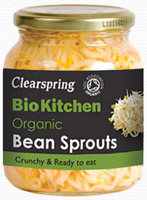 Clearspring Bio Kitchen Bean Sprouts Organic