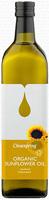Clearspring Sunflower Oil Organic 1lt
