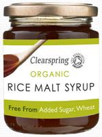 Clearspring Rice Malt Syrup Organic