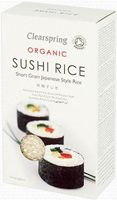 Clearspring Sushi Rice Organic