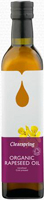 Clearspring Rapeseed Oil Organic