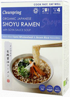 Clearspring Shoyu Ramen Soya With Soya Sauce Soup Organic