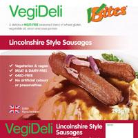 VBites Vegideli Lincolnshire Style Sausages