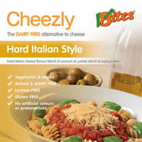 VBites Cheezly Dairy Free Hard Italian Style