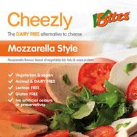 VBites Cheezly Dairy Free Mozzerella Style
