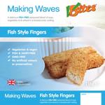 VBites Making Waves Fish Style Fingers