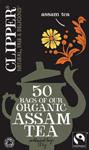 Clipper Assam Organic Fairtrade Teabags