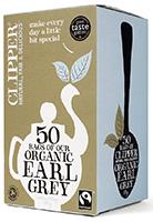 Clipper Earl Grey Organic Fairtrade T-Bags