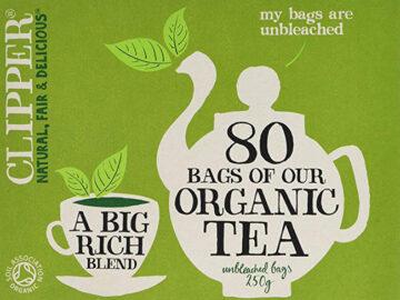 Clipper Tea Organic ~ 80 bags