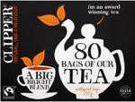 Clipper Teabags Fair Trade ~ 80's