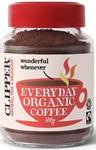 Clipper Fairtrade Everyday Coffee Granules Organic
