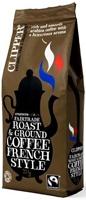Clipper French Style Roast & Ground Coffee Organic