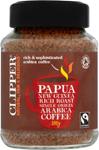 Clipper Papua New Guinea Rich Roast Instant Coffee Organic