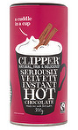 Clipper Seriously Velvety Instant Hot Chocolate Fairtrade