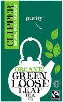 Clipper Loose Leaf Green Tea Organic