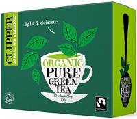 Clipper Pure Green Tea Organic