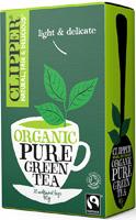 Clipper Pure Green Tea 20's Organic