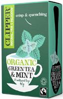 Clipper Green Tea & Mint Organic