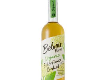 Belvoir Elderflower Cordial Organic
