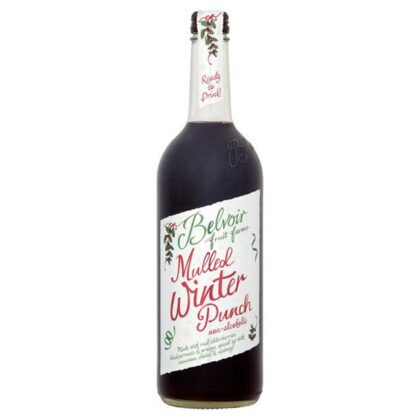 Belvoir Mulled Winter Punch (Non-Alcoholic)