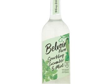 Belvoir Cucumber & Mint Pressé 75cl