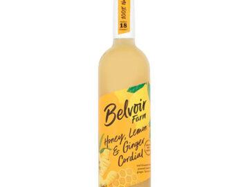 Belvoir Honey Lemon & Ginger Cordial