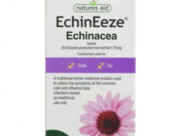 Natures Aid EchinEze Echinacea