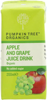 Pumpkin Tree Apple & Grape Juice Organic