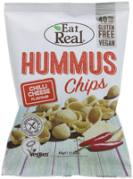 Eat Real Chilli Cheese Hummus Chips