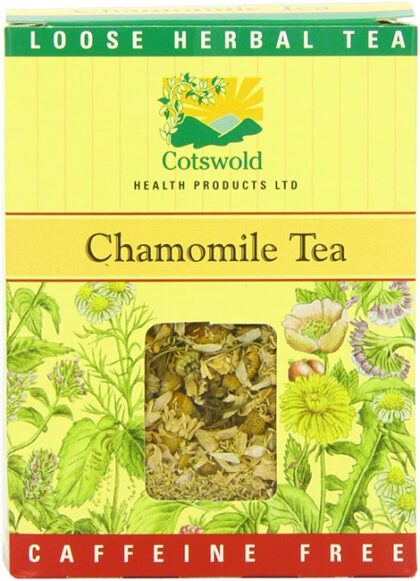 Cotswold Health Products Ltd Chamomile Loose Leaf Tea