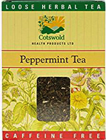 Cotswold Health Products Ltd Peppermint Loose Leaf Tea