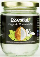 Essential Virgin Coconut Oil Organic 210ml