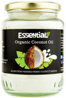 Essential Virgin Coconut Oil Organic 690ml