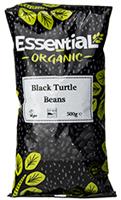 Essential Black Turtle Beans Organic
