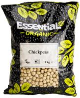 Essential Chick Peas Organic 1kg
