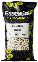 Essential Canellini Beans Dried Organic