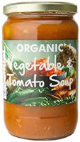 Essential Vegetable & Tomato Soup Organic