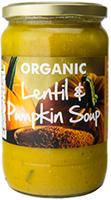 Essential Lentil & Pumpkin Soup Organic