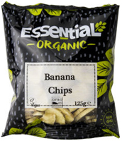 Essential Banana Chips Organic