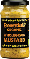 Essential Wholegrain Mustard Organic