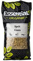 Essential Spelt Grain Organic